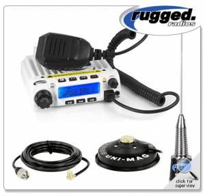 Rugged Radios - Rugged Radios RK-RM60 (VHF) Radio Kit