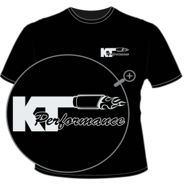 KT Performance T-Shirt, Black (4X-Large) - Image 3