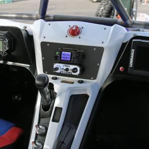 UTV Radios/Audio - Radio Accessories - Rugged Radios - Rugged Radios 25 Watt Mobile Radio & Intercom Mount