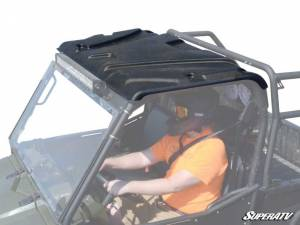 UTV/ATV - UTV Roofs - SuperATV - Polaris Ranger Plastic Roof (Deluxe)