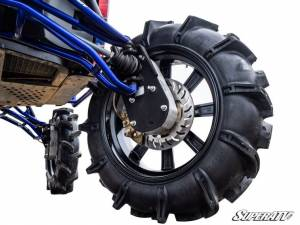"UTV Lift Kits/ Portals - Portals - SuperATV - Polaris Ranger Full Size XP 570 8"" Portal Gear Lift, Crew Cab"