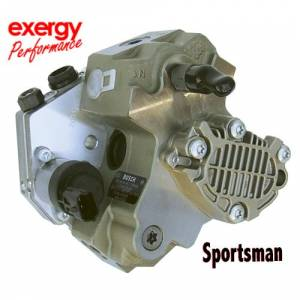 Exergy Performance - Exergy Performance Sportsman CP3 Pump, Chevy/GMC (2001-04) 6.6L Duramax