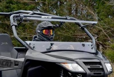 UTV Accessories - UTV Windshield - Flip Windshields