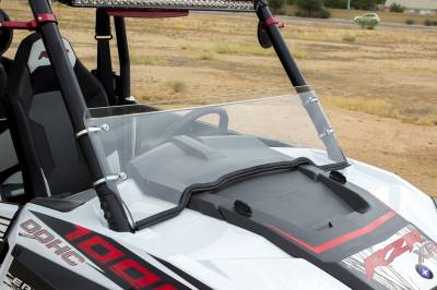 UTV Accessories - UTV Windshield - Half Windshields