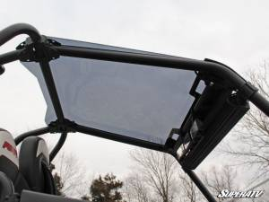 UTV/ATV - UTV Roofs - SuperATV - Polaris RZR 900/900 S /1000 XP /1000 S/Turbo XP Tinted Roof (Without Spoiler)