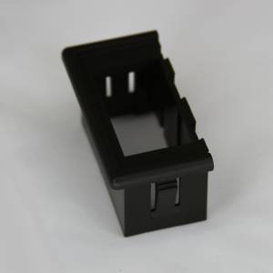 BTR Products - BTR Modular Rocker Switch Mounting Panel, End Bracket