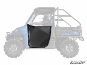 UTV/ATV - UTV Doors - SuperATV - Polaris Ranger 900 Aluminum Half Doors (Front Doors -2)