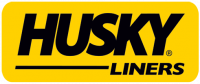 Huskyliners - Husky Liners Custom Molded Mud Flaps, Chevy/GMC (1999-07) 1500-3500HD with factory flares (Pair), Black