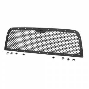 Rough Country - Rough Country Mesh Grille, Dodge (2013-18) 1500
