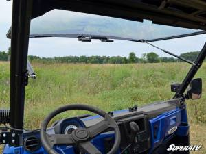 SuperATV - Polaris Ranger XP 1000 Scratch Resistant Flip Windshield Standard Cab (2017) - Image 7