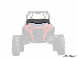 UTV Windshield - Half Windshields - SuperATV - Polaris RZR XP 1000 Half Windshield (2019+) Standard Polycarbonate- Dark Tint