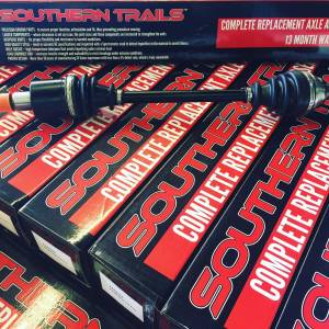 "Southern Trails - Southern Trails Axles, Polaris 800 RZR ""S"", 800 RZR ""4"" (2009-14) Front Axle"