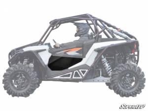 UTV/ATV - UTV Doors - SuperATV - Polaris RZR 900 S / 900 4/1000 XP / 1000 S/Turbo XP Lower Door (2 Door)