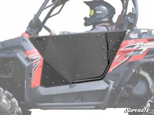 UTV/ATV - UTV Doors - SuperATV - CFMOTO ZForce Aluminum Doors (Pair)