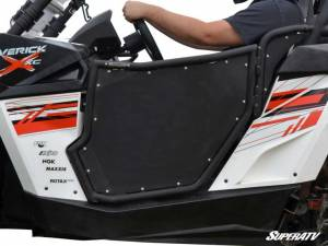 SuperATV - Can-Am Maverick Aluminum Doors (Pair)