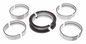 Mahle - MAHLE Clevite Main Bearing Set, Ford (1994-03) 7.3L Power Stroke (.010 Undersized)