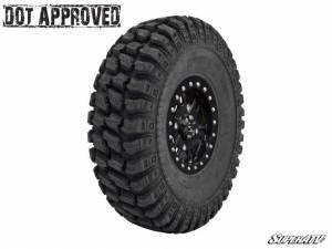 SuperATV - AT Warrior UTV / ATV Tires, 30x10-14-S (Sticky/Soft)