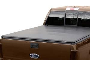 "Lund International - Lund International Genesis Tri-Fold Tonneau Cover, Dodge (2003-18) 2500-3500 (6'5"" Bed) - Image 2"