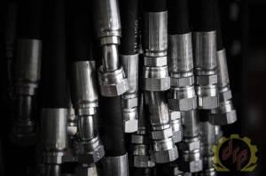"""Deviant Race Parts - Deviant Race Parts, Transmission Cooler Repair Lines, GM (2006-10) 6.6L Duramax LBZ & LMM (5/8"""") - Image 2"""