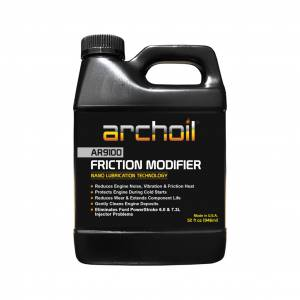 Motor Oil - Engine Oil Treatment Additives - Archoil - Archoil AR9100, Friction Modifier Oil Additive 32oz