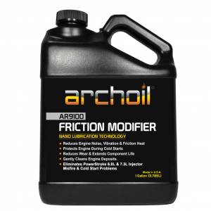 Motor Oil - Engine Oil Treatment Additives - Archoil - Archoil AR9100, Friction Modifier Oil Additive, 128oz (1 Gallon)