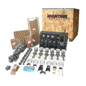 Performance Engine - Industrial Injection - Industrial Injection Stock+ Builder Box, Dodge (2003-07) 5.9L Cummins