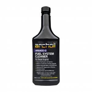 Archoil - Archoil AR6400-D,  Professional Diesel Fuel System and Engine Cleaner 16oz (Treats 25 gallons)