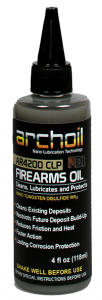 Additives & Fluids - Multipurpose Lube - Archoil - Classic Archoil 4oz AR4200 Gun Cleaner, Lubrication & Protection (CLP)