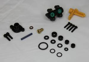 Fuel Injection Parts - Fuel System Misc. Parts - AVP - AVP Fuel Bowl Overhaul Kit, Ford (1999-03) 7.3L Power Stroke