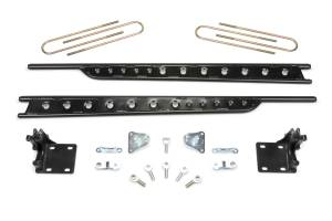 "Steering/Suspension Parts - Traction Bars - Fabtech - Fabtech Traction Bar Kit, Ford (2017-19) F-250/F350, 6.7L Powerstroke (6""-8"" Lift Only)"