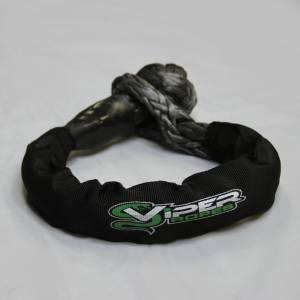 """Viper Ropes - Viper Ropes, Soft Shackle 7/16"""", Grey - Image 4"""