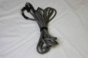 """Viper Ropes - Viper Ropes 1/2"""" x 30' Off-Road Recovery Rope, Grey - Image 3"""