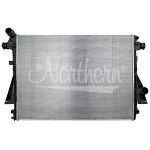 Engine Parts - Coolant System Parts - Northern  - Northern Aluminum Main Radiator, Ford (2011-16) 6.7L Power Stroke F-250/F-350/F-450/F-550