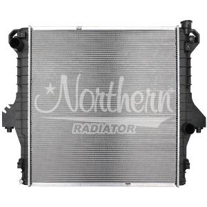 Engine Parts - Coolant System Parts - Northern  - Northern Aluminum Radiator, Dodge (2003-09) 5.9L/6.7L Cummins