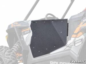 UTV/ATV - UTV Doors - SuperATV - Polaris RZR XP Turbo Aluminum Half Doors