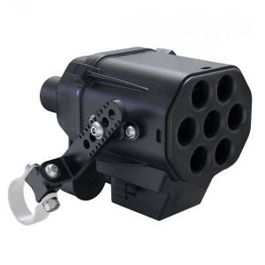 UTV Accessories - UTV Particle Separator/ Intake - S&B - S&B Air Intake Kit, HELMET PARTICLE SEPARATOR