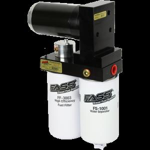 FASS Diesel Fuel Systems - FASS Titanium Signature Series Fuel System, Dodge (2014-18) 5.0L Cummins, 125gph (Stock-600hp)
