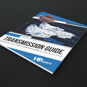 HP Tuners  - HP Tuners The Tuning School GM Transmission Guide HP Tuners Course