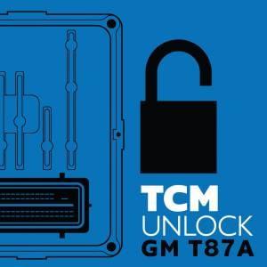 HP Tuners  - HP TunersTCM Unlock Service - T87