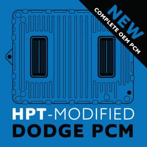 HP Tuners  - HP Tuners Dodge PCM Modification Service