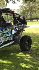 APEX Powersports Products - APEX Extended Fender Flare Kit, Polaris RZR XP 1000, RZR XP 1000-4 (2014-18) Front & Rear - Image 3