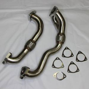 AVP - AVP Stainless Up-Pipe Kit, Ford (2008-10) 6.4L Power Stroke