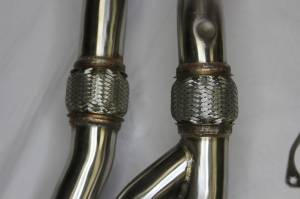 AVP - AVP Stainless Up-Pipe Kit, Ford (2008-10) 6.4L Power Stroke - Image 4