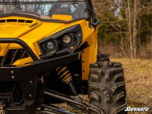 SuperATV - Can-Am Commander Deluxe Plug & Play Turn Signal Kit