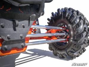 UTV/ATV - UTV Radius Arms - SuperATV - Can-Am Maverick X3, 72 inch, Billet Aluminum Radius Arms,.Complete Kit