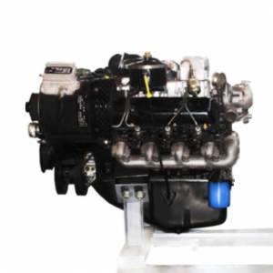 Advanced Vehicles Assembly - AVA Complete Humvee Engine, 6.5L Turbo (205hp)