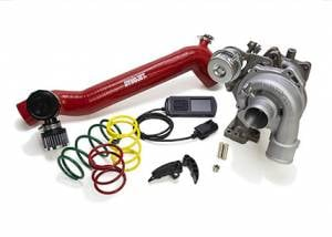 UTV/ATV - UTV Engine/Clutch Kits - Dyno Jet - Dyno Jet Stage 4 Power Package, Polaris RZR XP Turbo, No Core  (2016)
