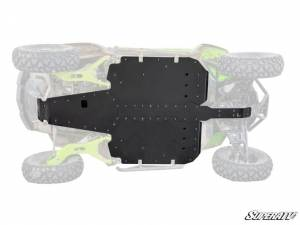 UTV/ATV - UTV Frame/ Chassis - SuperATV - Textron Wildcat XX Full Skid Plate (2018)