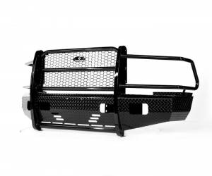 Ranch Hand - Ranch Hand Summit Front Bumper, Dodge/RAM (2010-18) 2500 & 3500 (with sensors)