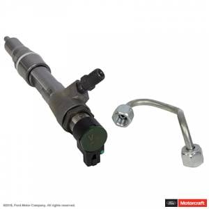 Ford Genuine Parts - Ford Motorcraft Fuel Injector, Ford (2008-10) 6.4L Power Stroke, Stock - Image 2